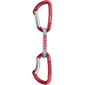 Salewa Dyn Hot G3 Express Set Straight/Bent Red